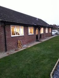 Thumbnail 3 bedroom bungalow for sale in Wymondham, Norfolk