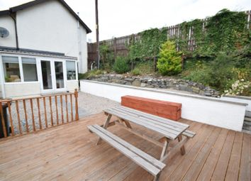 Thumbnail 2 bed flat for sale in 1A Sunnybank, Ballinluig, Pitlochry