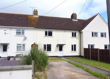 Thumbnail 3 bed terraced house for sale in Flowerdale Road, Watchet