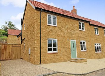Thumbnail 4 bed semi-detached house for sale in Uploders, Bridport, Dorset