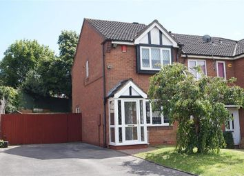 Thumbnail 2 bedroom semi-detached house for sale in Shelley Drive, Erdington, Birmingham