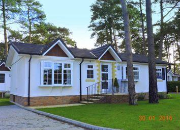 Thumbnail 2 bedroom detached bungalow for sale in Drakes Road, Ferndown, Dorset
