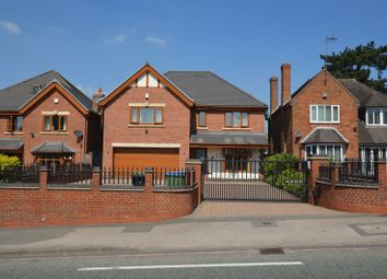 Thumbnail 6 bed detached house for sale in Newton Road, Great Barr, Birmingham