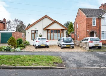 Thumbnail 3 bed detached bungalow for sale in Warren Road, Hillmorton, Rugby