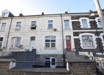 Thumbnail Terraced house for sale in Penarth Road, Grangetown, Cardiff