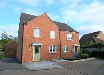 Thumbnail 3 bed semi-detached house for sale in Rosebay, Wokingham, Berkshire