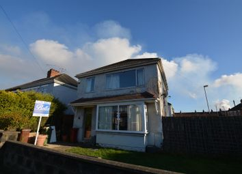 Thumbnail 3 bed detached house for sale in Percy Street, Scunthorpe