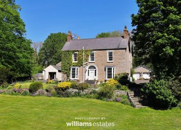 Thumbnail 5 bed property for sale in Denbigh Road, Afonwen, Mold