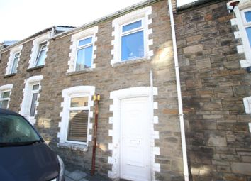 Thumbnail 3 bed terraced house for sale in Jamesville, Cwmcarn, Newport