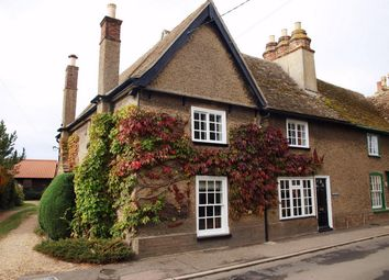 Thumbnail 3 bed cottage for sale in High Street, Colne, Huntingdon