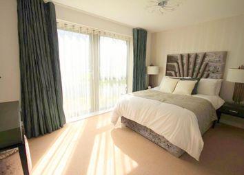 Thumbnail 2 bed flat to rent in Glengarnock Avenue, Island Gardens, London