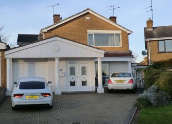 Thumbnail 5 bedroom detached house for sale in Cotswold Drive, Coventry