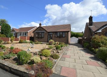 Thumbnail 2 bed detached bungalow for sale in Langdale Close, Denton, Manchester
