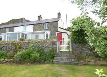Thumbnail 3 bed end terrace house for sale in Bryn Perthi, Llanfairfechan, Conwy