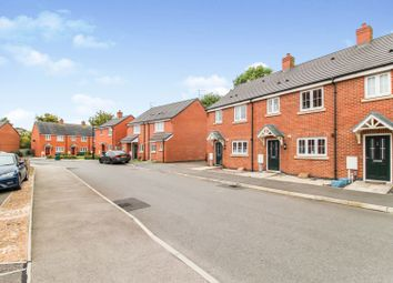 Thumbnail 3 bed terraced house for sale in Lancaster Gardens, Coventry
