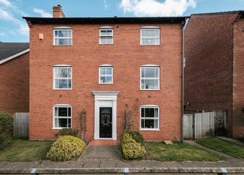 Thumbnail 5 bed detached house for sale in Lady Acre Close, Lymm