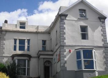 Thumbnail 3 bed flat to rent in North Hill, Mutley, Plymouth