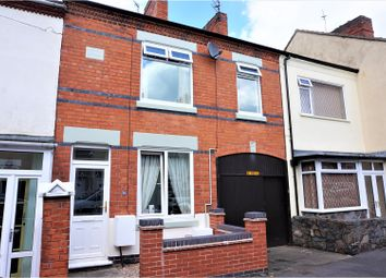 Thumbnail 3 bed terraced house for sale in James Street, Coalville