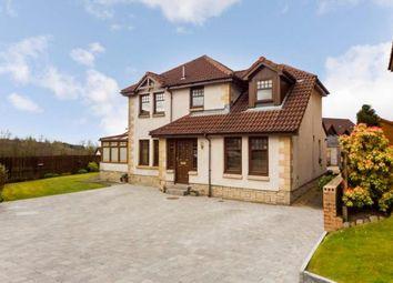 Thumbnail 4 bedroom detached house for sale in Glen Sannox Grove, Cumbernauld, Glasgow, North Lanarkshire