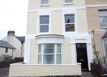 Thumbnail 2 bed flat to rent in St James Place West, Plymouth