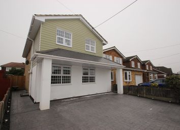 Thumbnail 4 bed detached house for sale in Beverley Avenue, Canvey Island