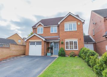 4 bed detached house for sale in Lodge Way, Irthlingborough, Wellingborough NN9