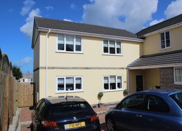 Thumbnail 3 bed semi-detached house for sale in Trevine Meadows, Indian Queens, St. Columb