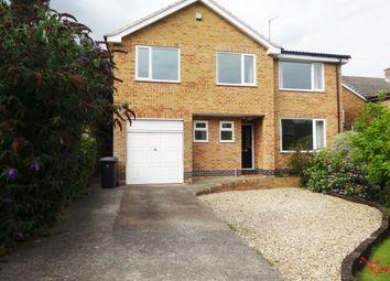 Thumbnail 4 bedroom detached house to rent in Linwood Crescent, Ravenshead, Nottingham