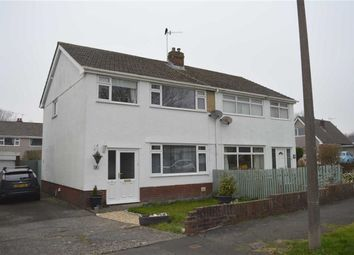 Thumbnail 3 bed semi-detached house for sale in Copley Lodge, Bishopston, Swansea