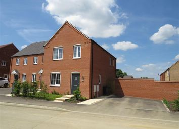 Thumbnail 3 bedroom detached house for sale in Kendle Road, Swaffham
