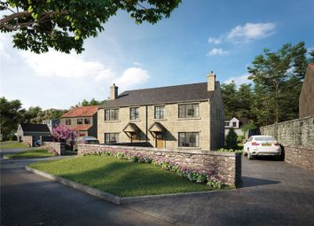 Thumbnail 4 bed semi-detached house for sale in Sheri Dene, Elmwood Lane, Barwick In Elmet, Leeds, West Yorkshire