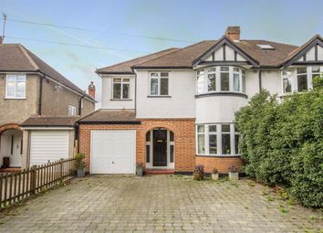 Thumbnail 5 bed semi-detached house to rent in Hurst Lane, East Molesey