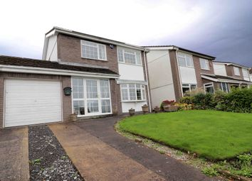 Thumbnail 3 bed link-detached house for sale in Gowerton Road, Swansea