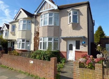 Thumbnail 3 bed semi-detached house to rent in Percy Road, Leigh On Sea, Leigh On Sea