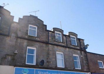 Thumbnail 3 bed flat for sale in High Street, Alloa