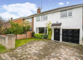 Thumbnail 4 bedroom semi-detached house to rent in Prince Andrew Way, Ascot