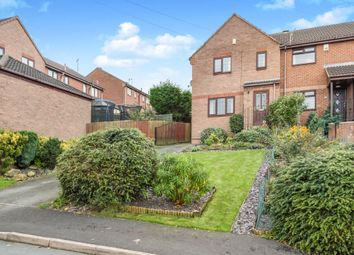 Thumbnail 3 bed terraced house for sale in Millbank Court, Pudsey