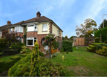 Thumbnail 3 bed semi-detached house for sale in Newlands Road, Tunbridge Wells