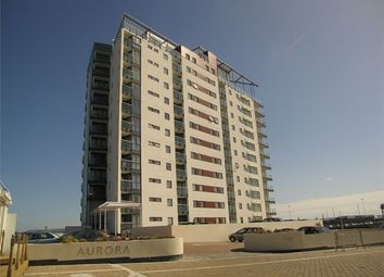 Thumbnail 1 bed flat to rent in Aurora, Maritime Quarter, Swansea