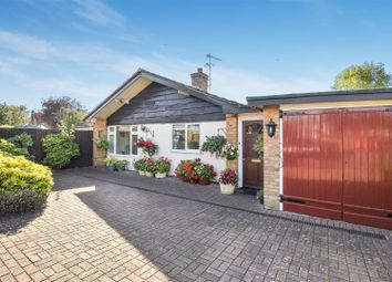 Thumbnail 3 bed detached bungalow for sale in Lea Road, Hemingford Grey, Huntingdon