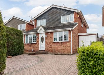 Thumbnail 4 bed detached house for sale in Church End, Dunstable, Central Bedfordshire