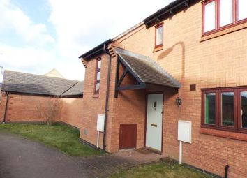 Thumbnail 3 bed end terrace house for sale in Swanwick Walk, Broughton, Milton Keynes
