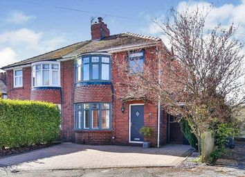 Thumbnail 3 bed semi-detached house for sale in Moor Edge, Crossgate Moor, Durham