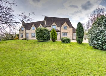 Thumbnail 4 bed detached house for sale in Ewen Road, Kemble, Cirencester