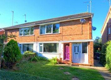 Thumbnail 2 bed flat for sale in Hillfield Road, Comberton, Cambridge