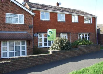 Thumbnail 3 bed terraced house for sale in Hoades Wood Road, Sturry, Canterbury