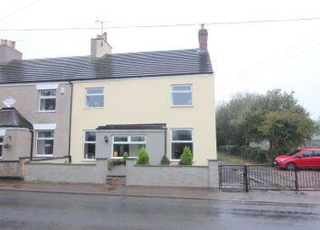 Thumbnail 4 bed end terrace house for sale in Broughton Road, Stoney Stanton, Leicester