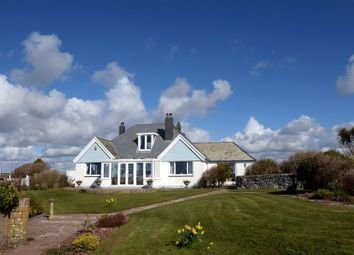 Thumbnail 3 bed detached bungalow for sale in Manorbier, Tenby