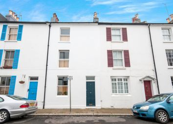 Thumbnail 3 bed terraced house for sale in Cross Street, Hove