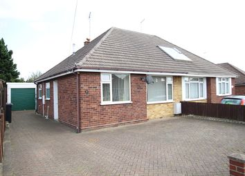 Thumbnail 2 bed terraced house for sale in Heathercroft Road, Ipswich, Suffolk